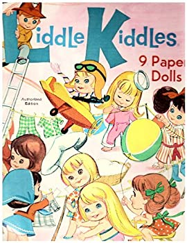 Image: Liddle Kiddles Paper Dolls | Publisher: Whitman (1967)