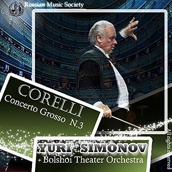 Corelli: Concerto Gross No. 3