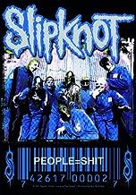 LPGI Slipknot Fabric Poster, 30 by 40-Inch, People=Shit