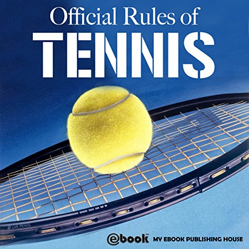 Official Rules of Tennis audiobook cover art