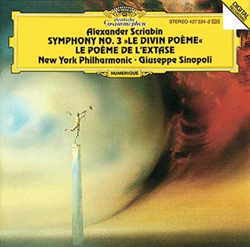 New York Philharmonic Orchestra & Giuseppe Sinopoli