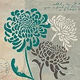 The Poster Corp Wellington Studio – Chrysanthemums I