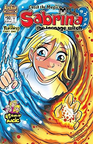 Sabrina Manga #33 (English Edition)