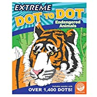 Extreme Dot to Dot: Endangered Animals
