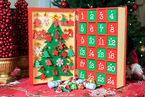 Christmas Book 24 Day Advent Calendar