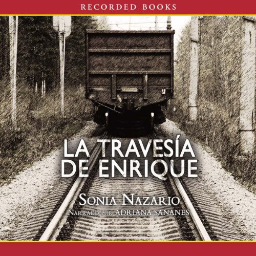 La Traversia de Enrique audiobook cover art