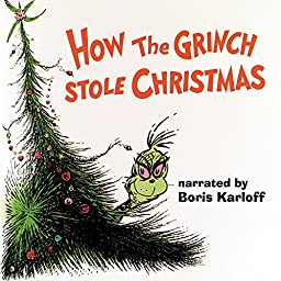 how the grinch stole christmas by boris karloff on amazon music unlimited