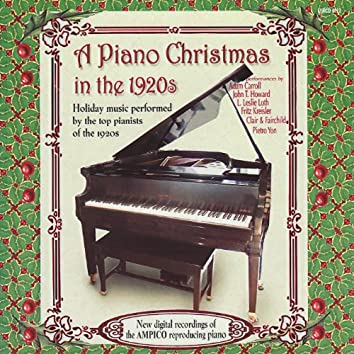 A Piano Christmas in the 1920's