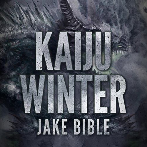 Kaiju Winter audiobook cover art