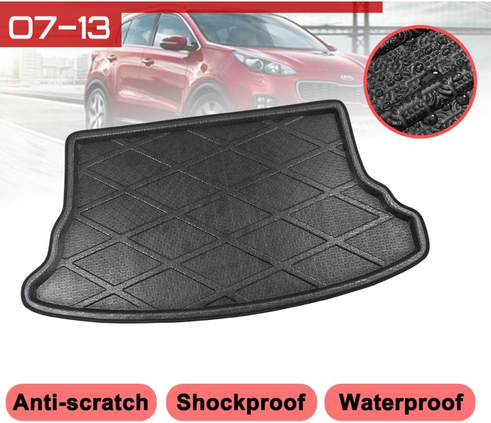 ZYHZJC Special Campaign Car Trunk Mat for KIA Omaha Mall 2007 Boot 2009-2013 M 2008 Sportage