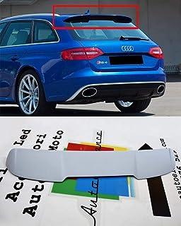 Suchergebnis Auf Für Audi A4 B8 Tuning Heckspoiler Spoiler Auto Motorrad