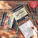 IMG-1 3 libri da colorare animali