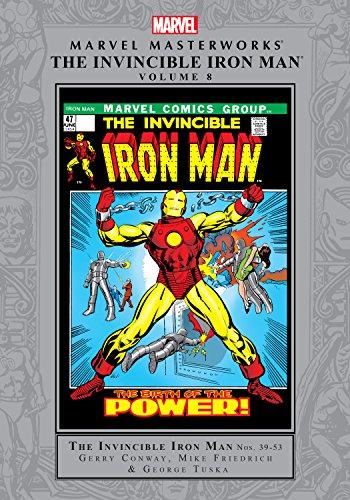 Iron Man Masterworks Vol. 8 (Iron Man (1968-1996)) (English Edition)