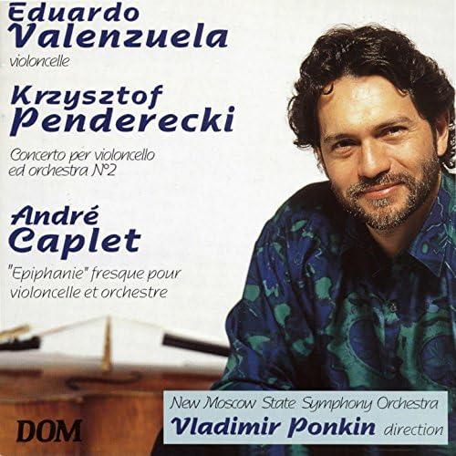 Eduardo Valenzuela, Vladimir Ponkin & New Moscow State Symphony Orchestra