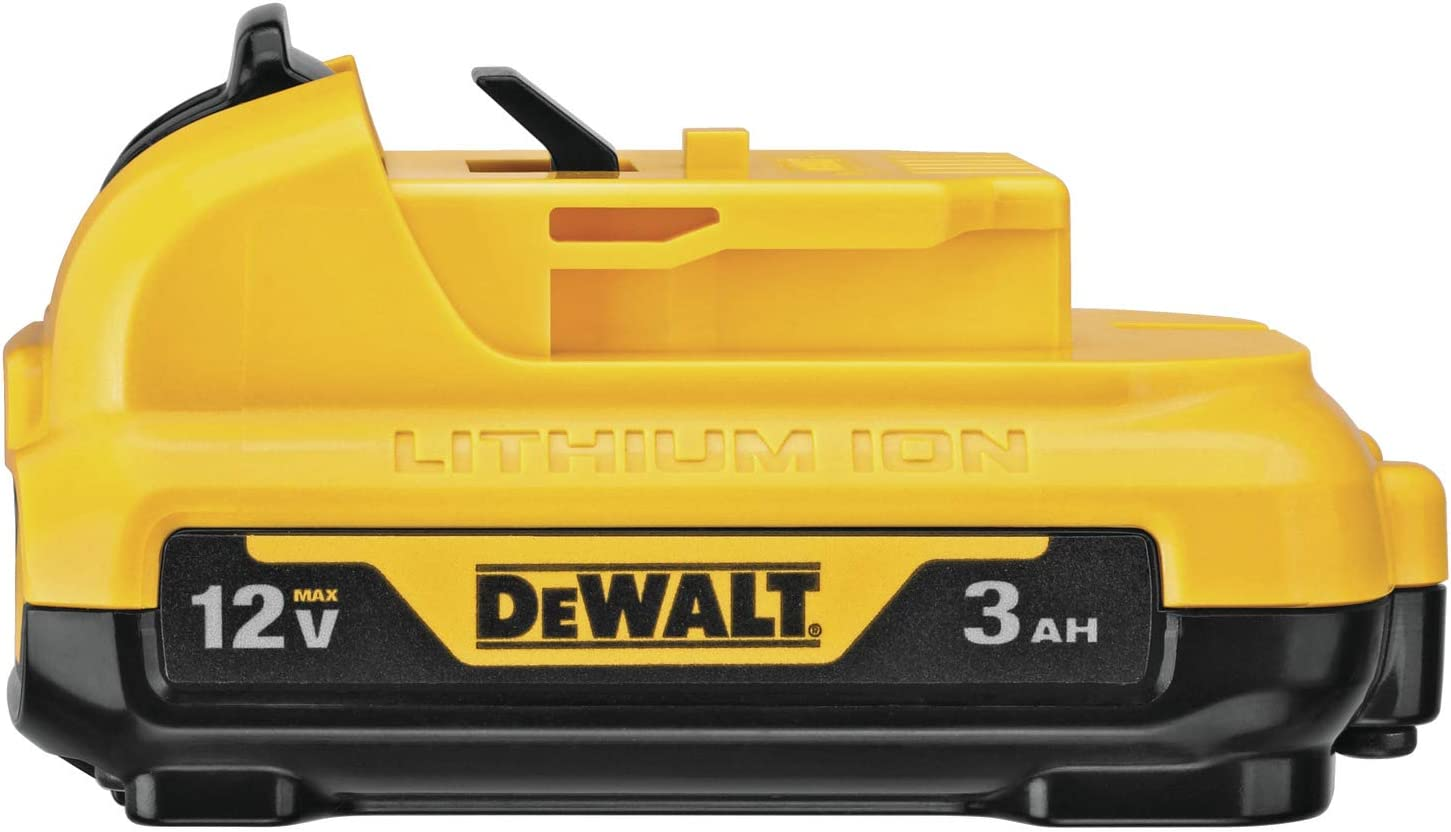 DEWALT 12V MAX National uniform free shipping Sales results No. 1 3.0-Ah DCB124 Battery