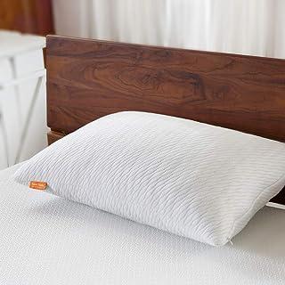 Sweetnight Bed Coussin de Couchage réglable en Charbon de Bambou avec Housse Amovible pour dormeuse Ventre et soulagement ...