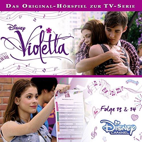 Violetta 13 & 14 Titelbild