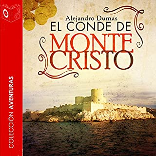 El conde de Montecristo [The Count of Monte Cristo] cover art