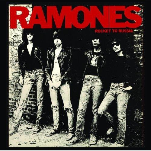 Ramones Rocket to Russia Individual Coaster