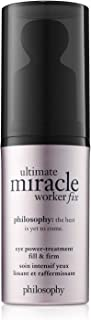 Philosophy Ultimate Miracle Worker Fix Eye Fill and Firm Treatment, 15ml