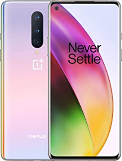(Renewed) OnePlus 8 (Interstellar Glow 12GB RAM+256GB Storage)