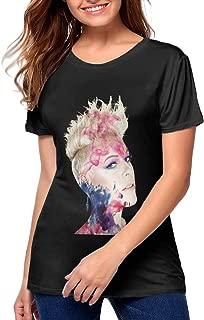 P NK World Tour 2019 - Beautiful Trauma 93 Women's Dangerous Woman Boyfriend Fit T-Shirt Short-Sleeved T-Shirt