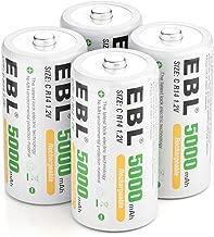 Best lithium ion c batteries Reviews