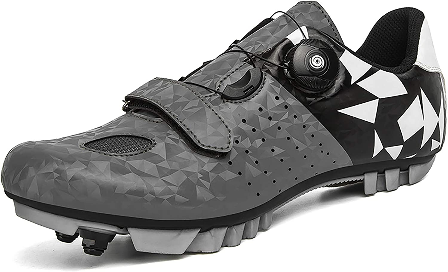 Classic QAL Cycling Shoes Max 70% OFF for Men Women Road Rotating Shoe Riding Buckle