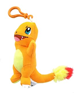 Toynk Pokemon 3 Inch Plush Clip On - Charmander