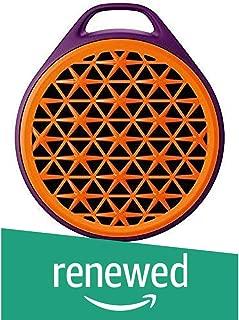 (Renewed) Logitech X50 Wireless Bluetooth Speakers (Purple/Orange)