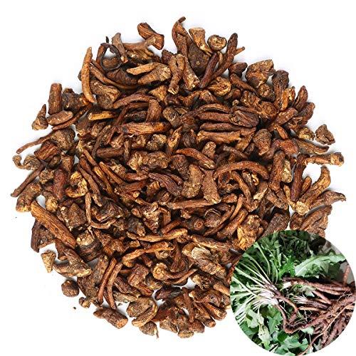 TooGet Organic Dandelion Root – Cut & Sifted, Natural Dried Dandelion Root Loose Tea Wholesale – 8 OZ