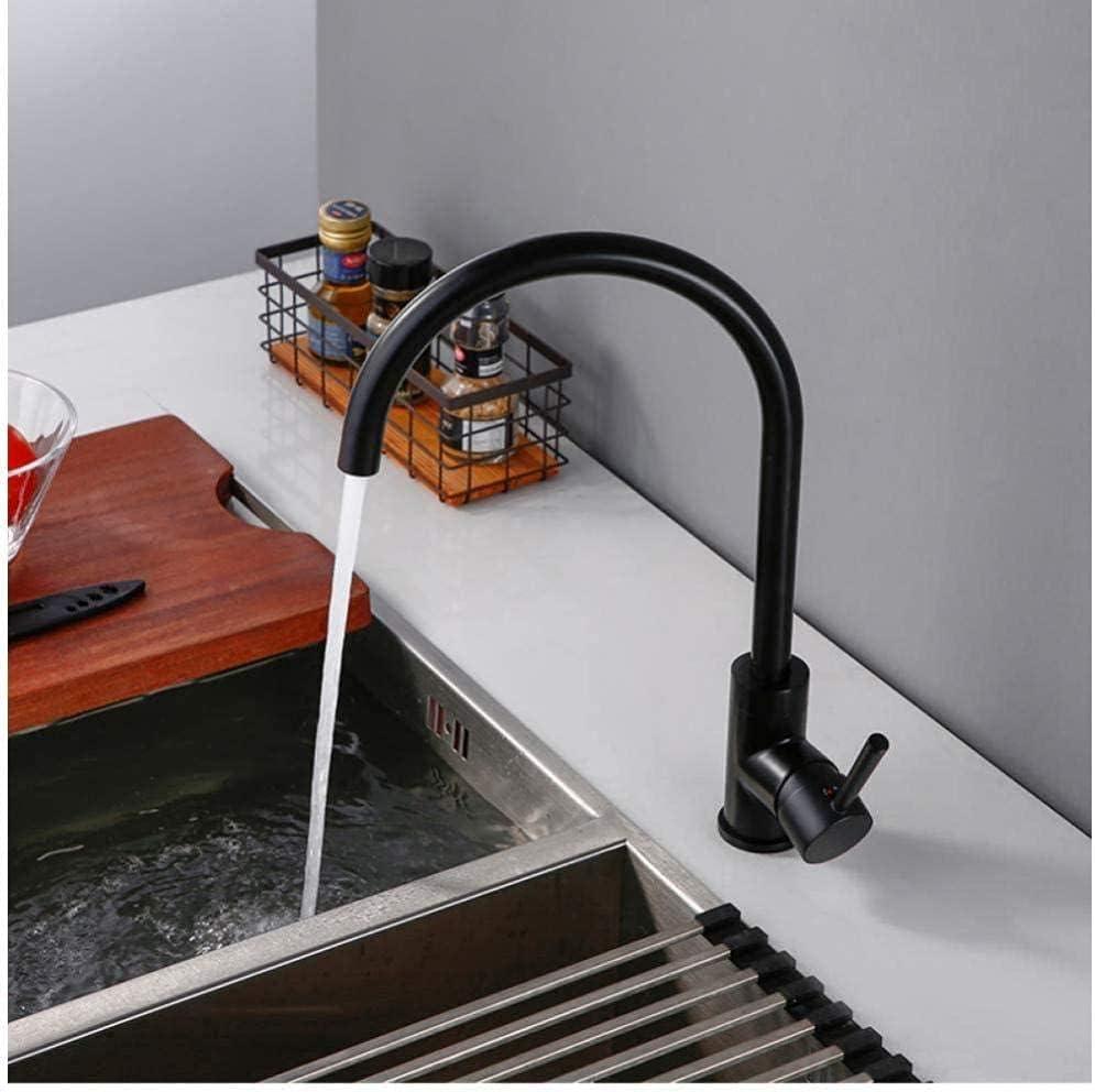 Faucet Simple Style discount Copper Matte Deck-Moun Special sale item Kitchen