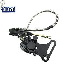 XLYZE Rear Hydraulic Master Brake Caliper Assy For Chinese 50cc-190cc Thumpstar Pitpro Pitster Pro DHZ SSR Piranha Pit Dirt Bikes