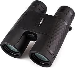 SVBONY SV30 Fixed Focus Binocular Concert Binoculars Auto Focus Binoculars for Adults Sports Theater Opera Compact Binoculars Fixed Focus for Bird Watching(10x42mm)
