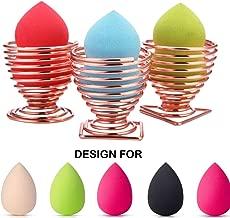 LanMa Beauty Sponge Blender Holder,Makeup Puff Sponge Display Drying Holder Rack (3 Pack of Set)