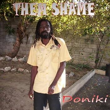 Them Shame