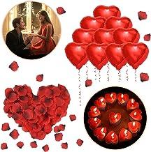 Mejor Decoracion Casa San Valentin de 2021 - Mejor valorados y revisados
