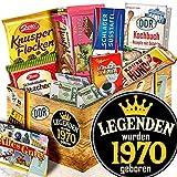 Legenden 1969 - Geschenke 50 Geburtstag Männer - Geschenkidee DDR Schokolade