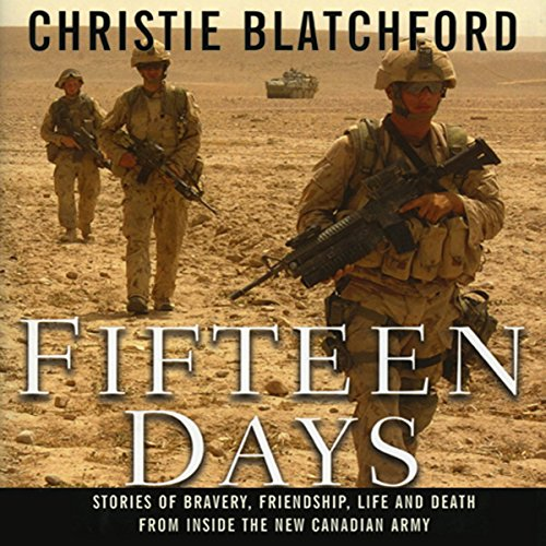 Fifteen Days cover art