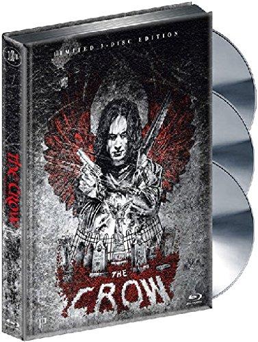 The Crow - Die Krähe - Mediabook [Blu-ray] [Limited Edition]