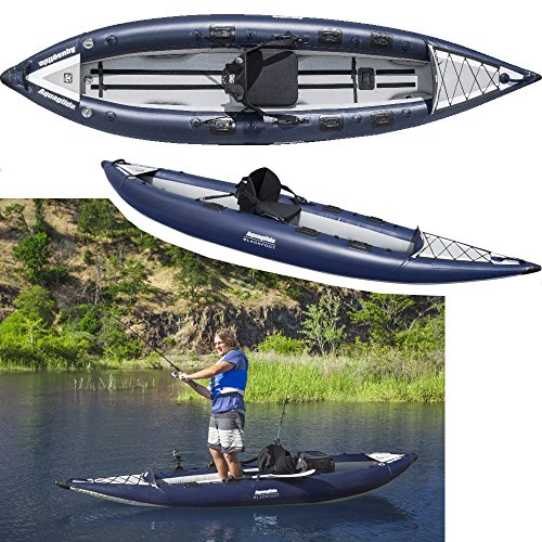 Aquaglide Blackfoot Hb Angler Kayak XL