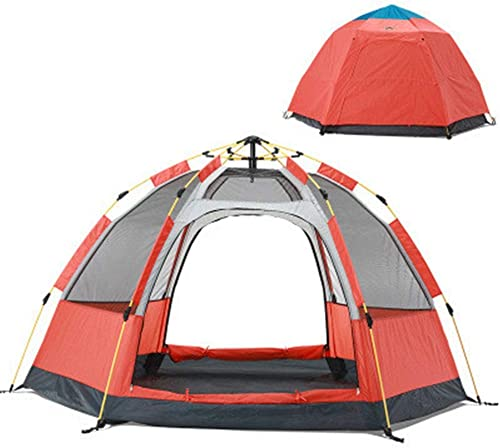 Plage de tente Camping en plein air Deux méthodes d'utilisation d'une tente adaptée pour 2-3 personnes 3 saisons tente légère et étanche pour la famille Sports Alpinisme Randonnée pédestre Voyager Aba