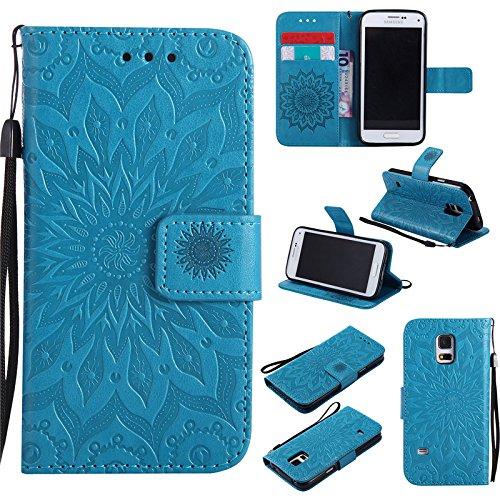 kelman Handyhülle für Samsung Galaxy S5 Mini/SM-G800 (4.5