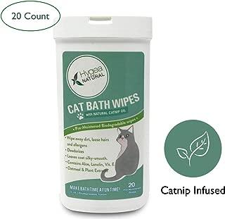 catnip bath