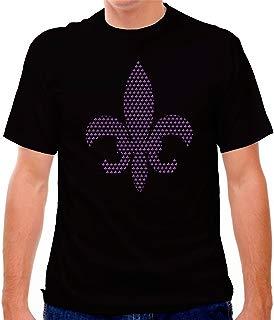 Neutral FC Fiorentina Calcio Fleur Dis Lis Soccer T-Shirt