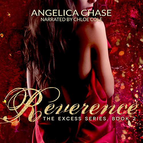 Reverence audiobook cover art