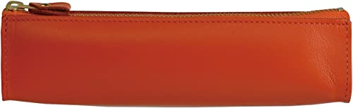 Life Pen Case Leder   Orange Sa315F