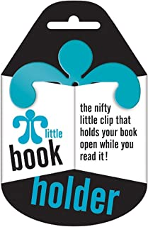 Little Book Holder - Holds your Book Open - Blue