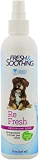 Naturel Promise Fresh and Soothing Refresh Deodorizing Spray for Dogs, 8 oz.