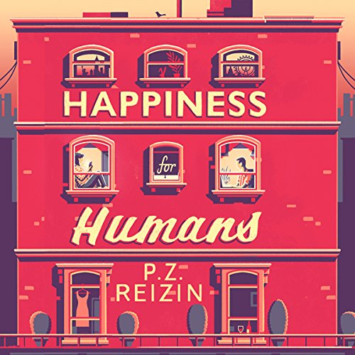Happiness for Humans audiobook cover art